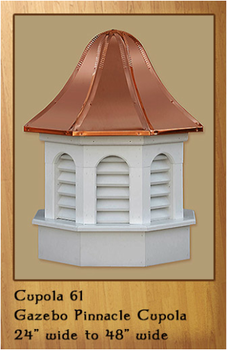 Gazebo Pinnacle Cupola
