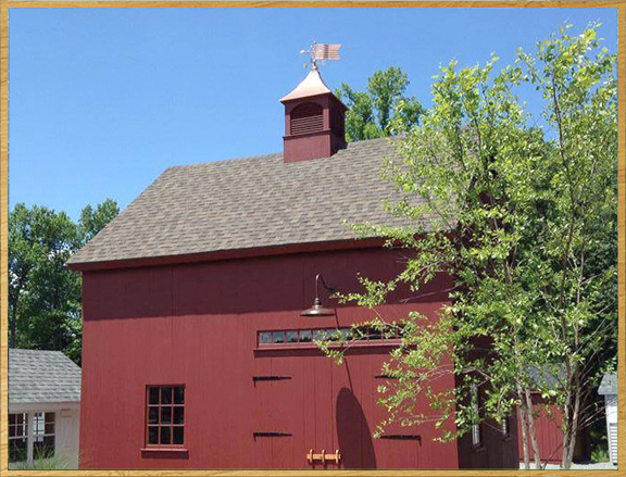 Cupola for your barn