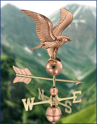 Shop For Flying Bird Weathervane