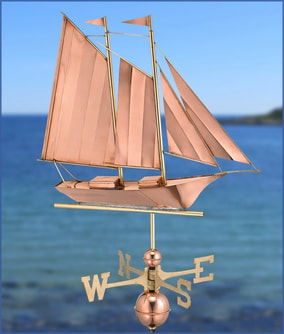 Shop For Boat Weathervane